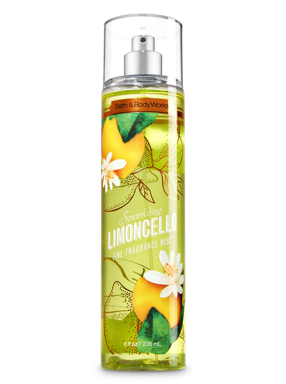 Sparkling Limoncello Fine Fragrance Mist - Signature Collection ...
