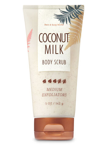 Coconut Milk Body Scrub - Bath And Body Works