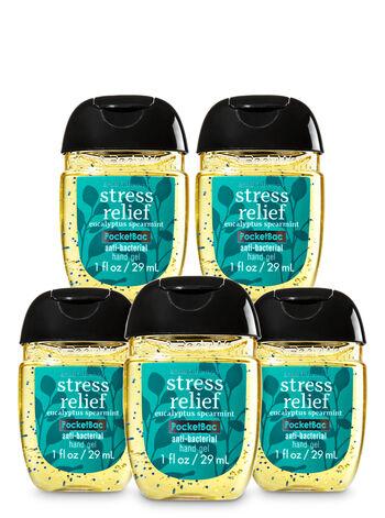 Eucalyptus Spearmint 5-Pack PocketBac Sanitizers - Bath And Body Works