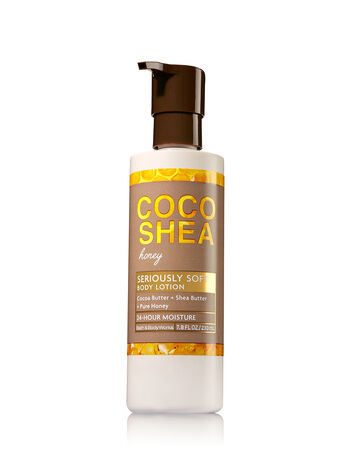 Signature Collection CocoShea Honey Body Lotion - Bath And Body Works