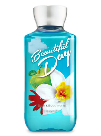 Signature Collection Beautiful Day Shower Gel - Bath And Body Works