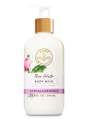 Rose Water Body Milk - Bath And Body Works