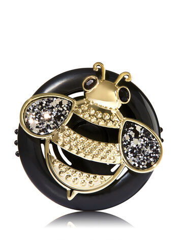 Bling Bee Vent Clip Scentportable Holder