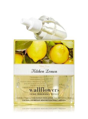 Kitchen Lemon Wallflowers 2-Pack Refills - Bath And Body Works