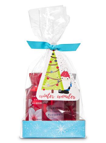 Japanese Cherry Blossom Winter Wonder Mini Gift Set