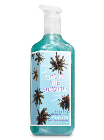 Perfect Beach Day Creamy Luxe Hand Soap - Bath And Body Works