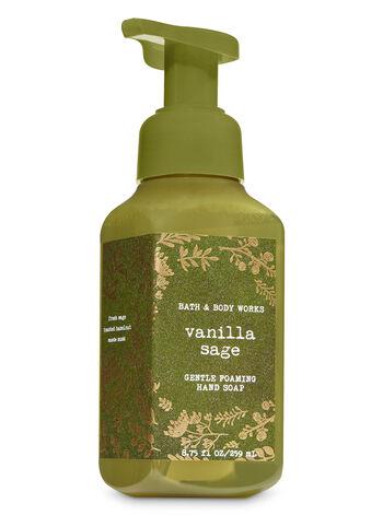 Vanilla Sage Gentle Foaming Hand Soap - Bath And Body Works