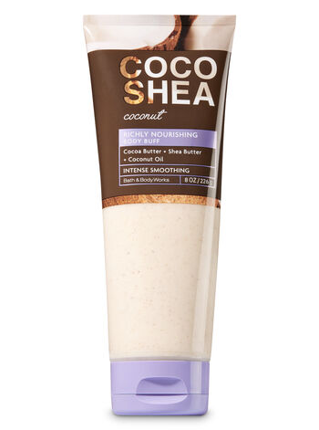 Signature Collection CocoShea Coconut Body Buff - Bath And Body Works