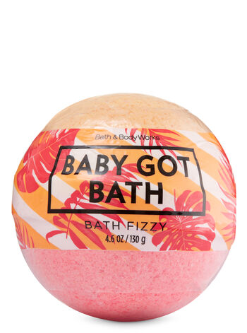 In The Sun Bath Fizzy