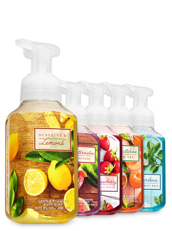 Spring Market Gentle Foaming Hand Soap, 5-Pack - Bath And Body Works