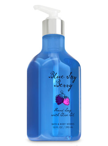 Blue Sky Berry Hand Soap with Olive Oil - Bath And Body Works