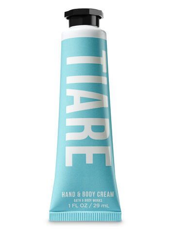 Signature Collection Tiare Hand & Body Cream - Bath And Body Works