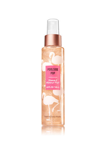 Signature Collection Poolside Pop Diamond Shimmer Mist - Bath And Body Works