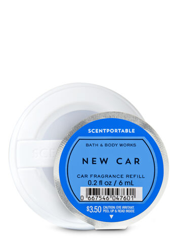 New Car Scentportable Fragrance Refill - Bath And Body Works