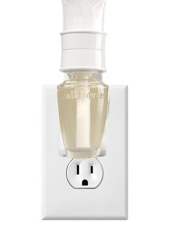 White Flower Top Wallflowers Fragrance Plug