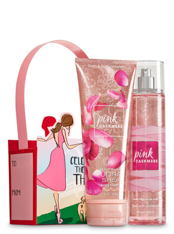 Pink Cashmere Soft & Scented Gift Set