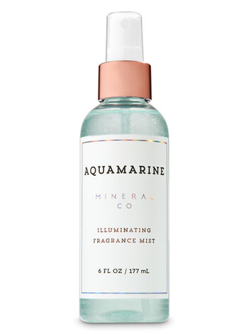 Signature Collection Aquamarine Illuminating Fragrance Mist - Bath And Body Works