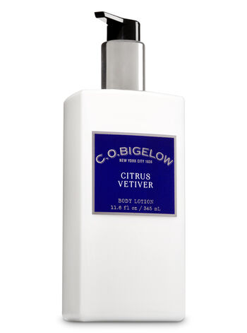 C.O. Bigelow Citrus Vetiver Body Lotion - Bath And Body Works
