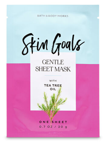 Gentle with Tea Tree Oil Face Sheet Mask