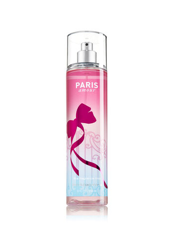 Signature Collection Paris Amour Fine Fragrance Mist - Bath And Body Works