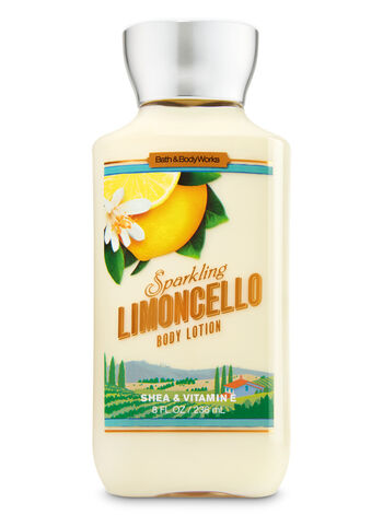 Signature Collection Sparkling Limoncello Body Lotion - Bath And Body Works
