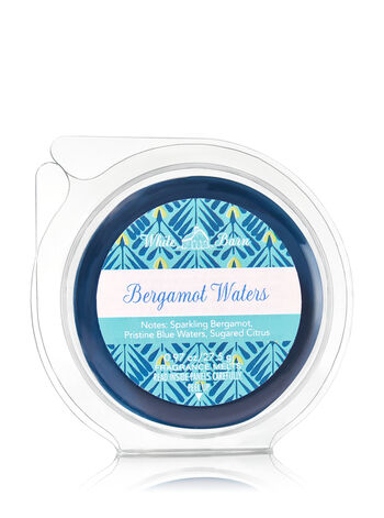 Bergamot Waters Fragrance Melt - Bath And Body Works
