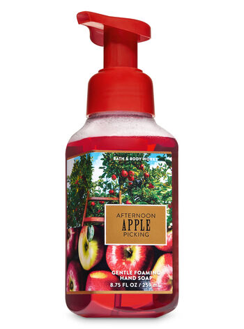 Afternoon Apple Picking Gentle Foaming Hand Soap - Bath And Body Works