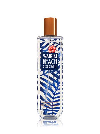 Signature Collection Waikiki Beach Coconut Fine Fragrance Mist - Bath And Body Works