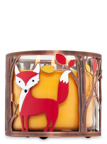 Autumn Fox 3-Wick Candle Sleeve