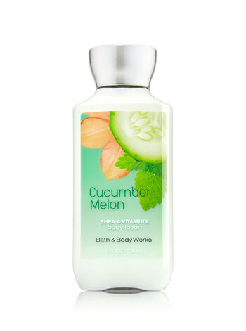 Signature Collection Cucumber Melon Body Lotion - Bath And Body Works