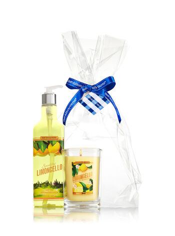 Limoncello Scents & Suds - Bath And Body Works