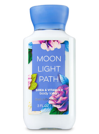 Signature Collection Moonlight Path Travel Size Body Lotion - Bath And Body Works