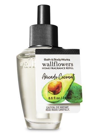 Avocado Coconut Wallflowers Fragrance Refill - Bath And Body Works