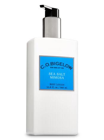 C.O. Bigelow Sea Salt Mimosa Body Lotion - Bath And Body Works
