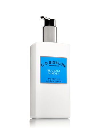 C.O. Bigelow Sea Salt Mimosa Body Lotion - Bath And Body Works