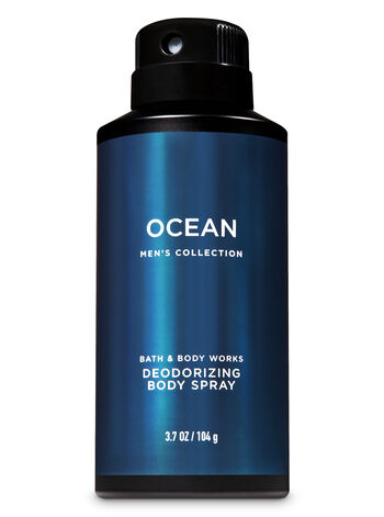 Signature Collection Ocean Deodorizing Body Spray - Bath And Body Works