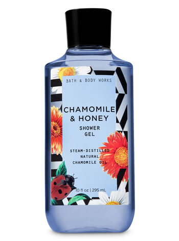 Chamomile & Honey Shower Gel - Bath And Body Works