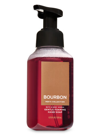 Bourbon Gentle Foaming Hand Soap - Bath And Body Works