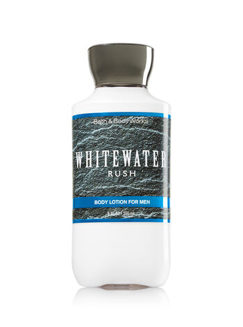 Signature Collection Whitewater Rush For Men Body Lotion - Bath And Body Works