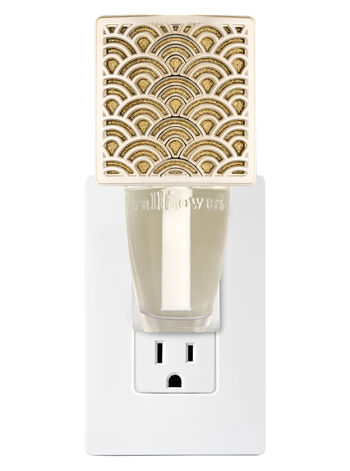 Geometric Shield Nightlight Wallflowers Fragrance Plug