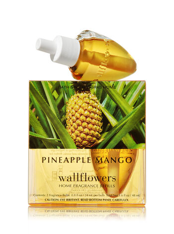 Pineapple Mango Wallflowers 2-Pack Refills - Bath And Body Works