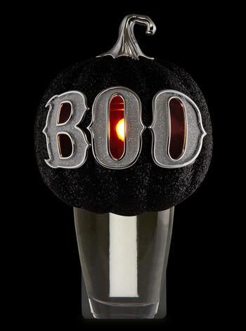 Boo Pumpkin Nightlight Wallflowers Fragrance Plug