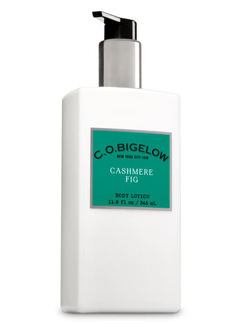 C.O. Bigelow Cashmere Fig Body Lotion - Bath And Body Works