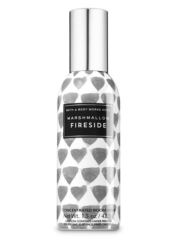 Marshmallow Fireside Concentrated Room Spray - Bath And Body Works
