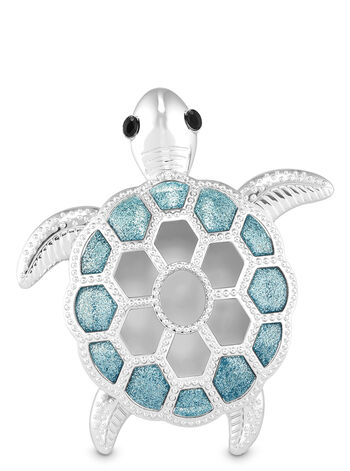 Tropical Turtle Visor Clip Scentportable Holder - Bath And Body Works