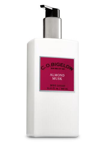C.O. Bigelow Almond Musk Body Lotion - Bath And Body Works