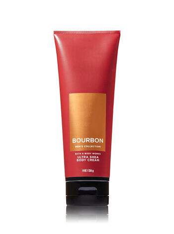 Signature Collection Bourbon Ultra Shea Body Cream - Bath And Body Works