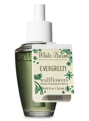 Evergreen Wallflowers Fragrance Refill - Bath And Body Works