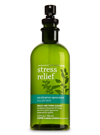 Aromatherapy Eucalyptus Spearmint Pillow Mist - Bath And Body Works