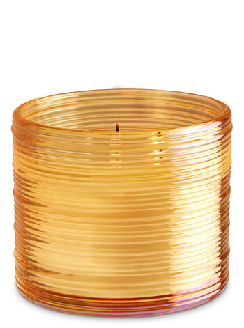 Sugarcane Pineapple 3-Wick Candle - Bath And Body Works